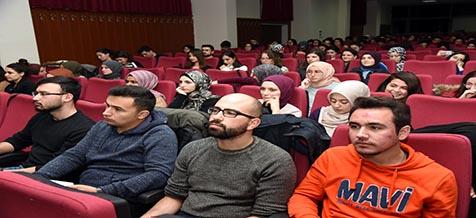 Nurettin Topçu'nun Hayatı ve Fikir Dünyası Öğrencilere Anlatıldı