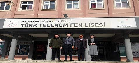 Sandıklı'da Çocuk Gelişimi ve Gençlerle İletişim Konuları Anlatıldı