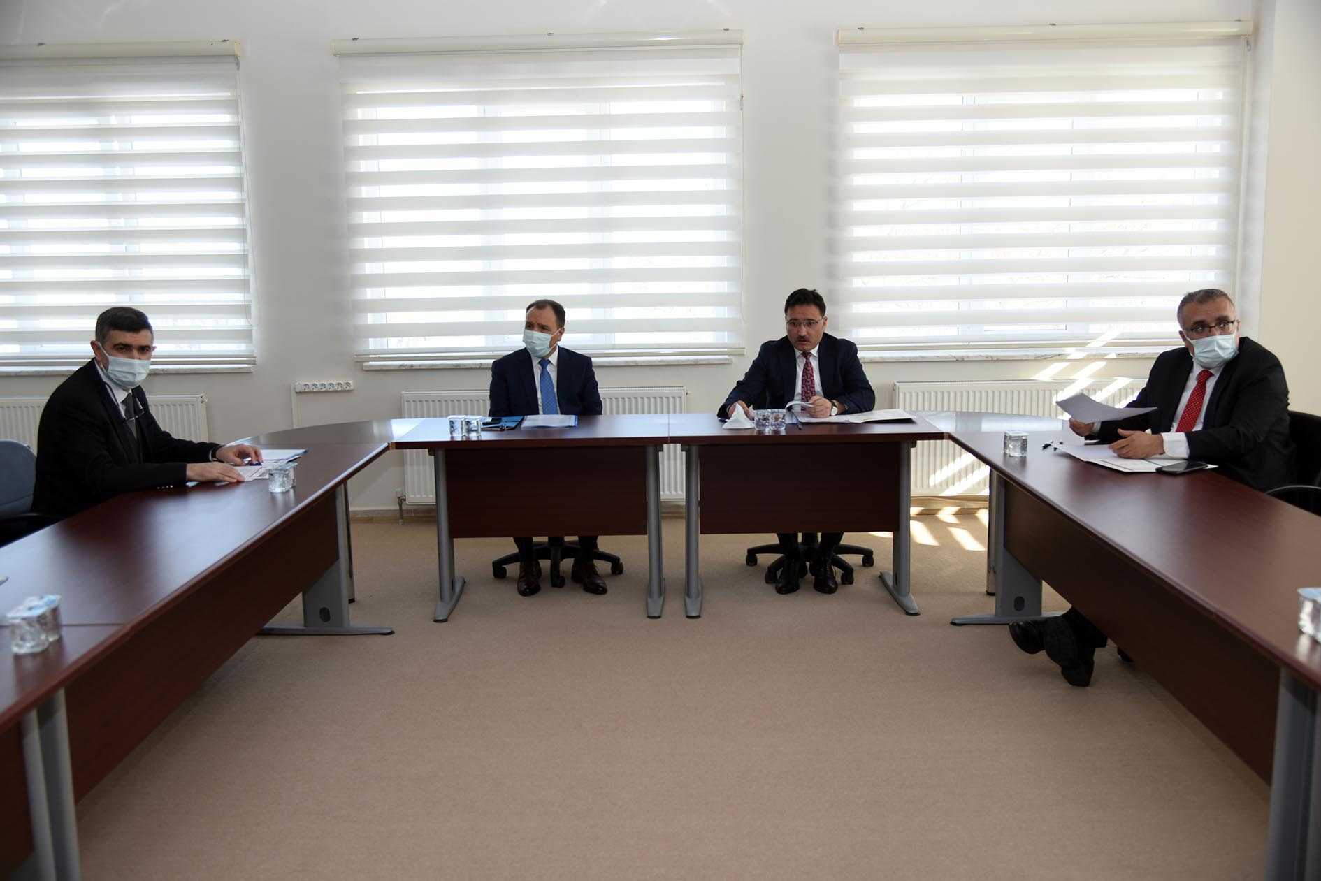 Turizm Fakültesinde Frigya Afyon Bölgesi Ayazini Konulu Değerlendirme Toplantısı Gerçekleştirildi